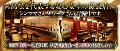ドレス高松【公式求人情報】(高松キャバクラ)の求人・バイト・体験入店情報