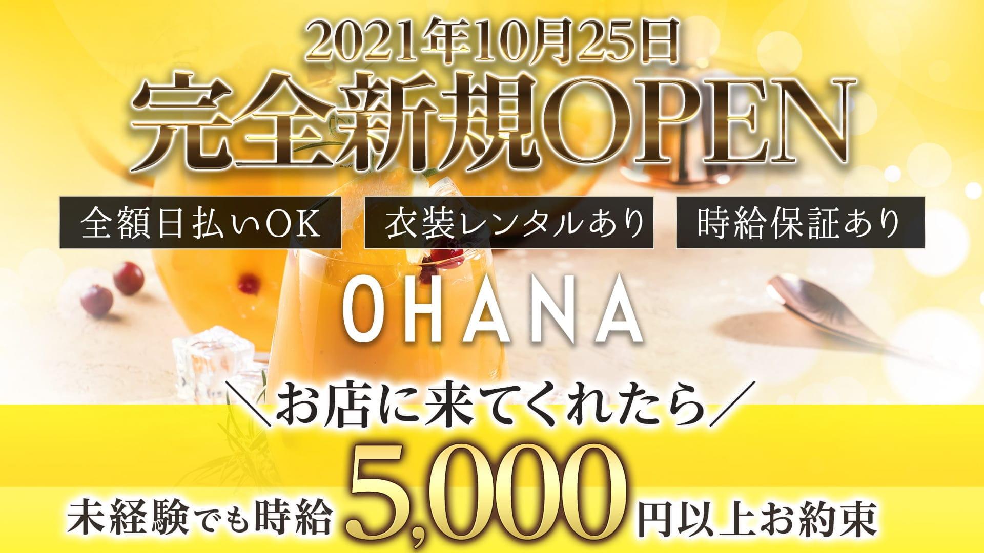 Ohana(オハナ)【公式求人・体入情報】 三宮ニュークラブ TOP画像