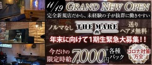 【津田沼】THE MARE(マーレ)【公式求人情報】(西船橋キャバクラ)の求人・バイト・体験入店情報