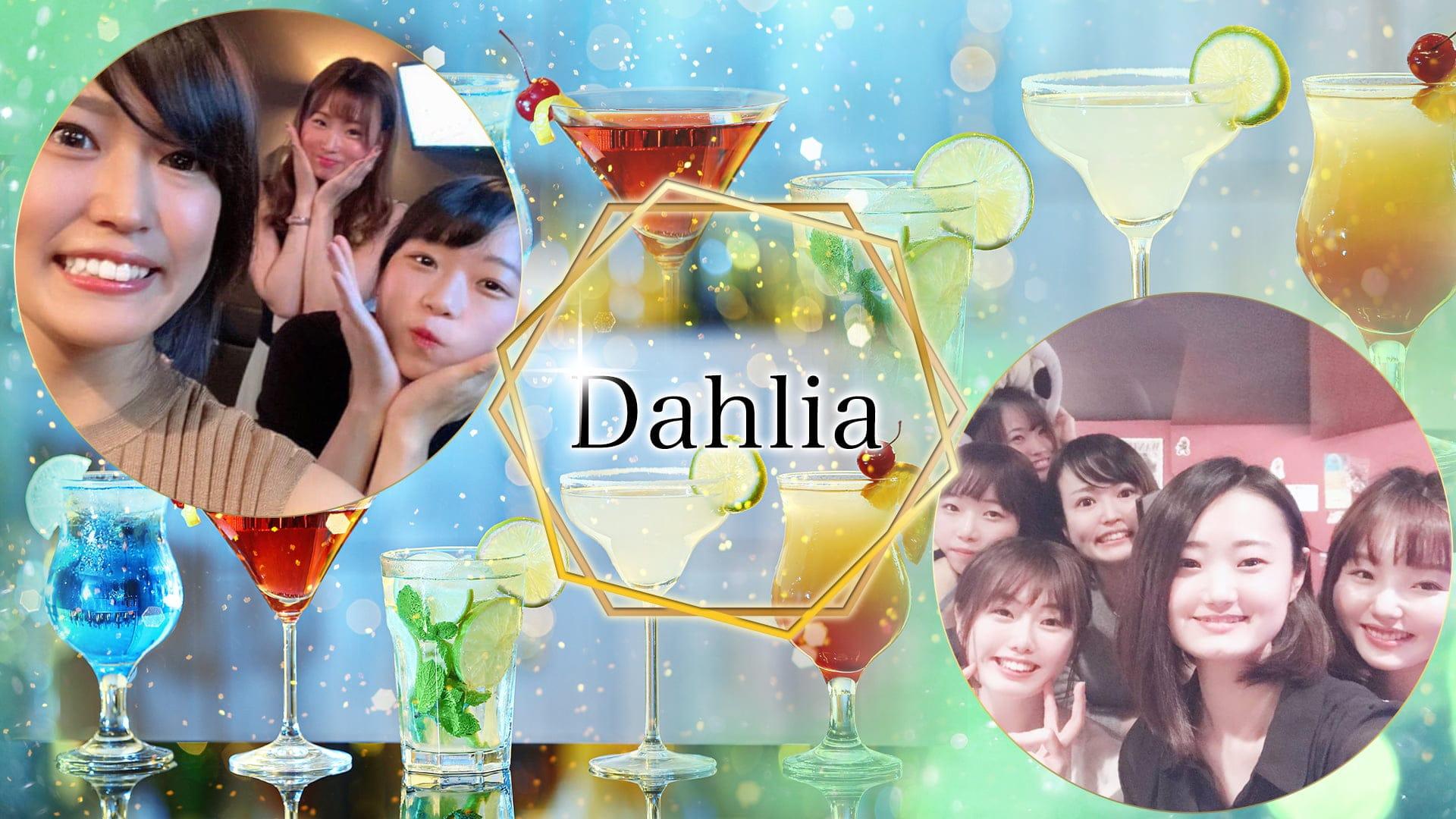 Dahlia(ダリア)【公式求人・体入情報】 三宮スナック TOP画像