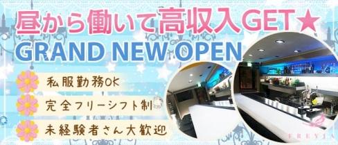 Cafe&Bar FREYJA (フレイヤ)【公式求人・体入情報】(梅田ガールズバー)の求人・体験入店情報