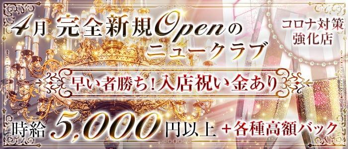 銀座 Club銀(ギン)【公式求人・体入情報】 銀座ニュークラブ バナー