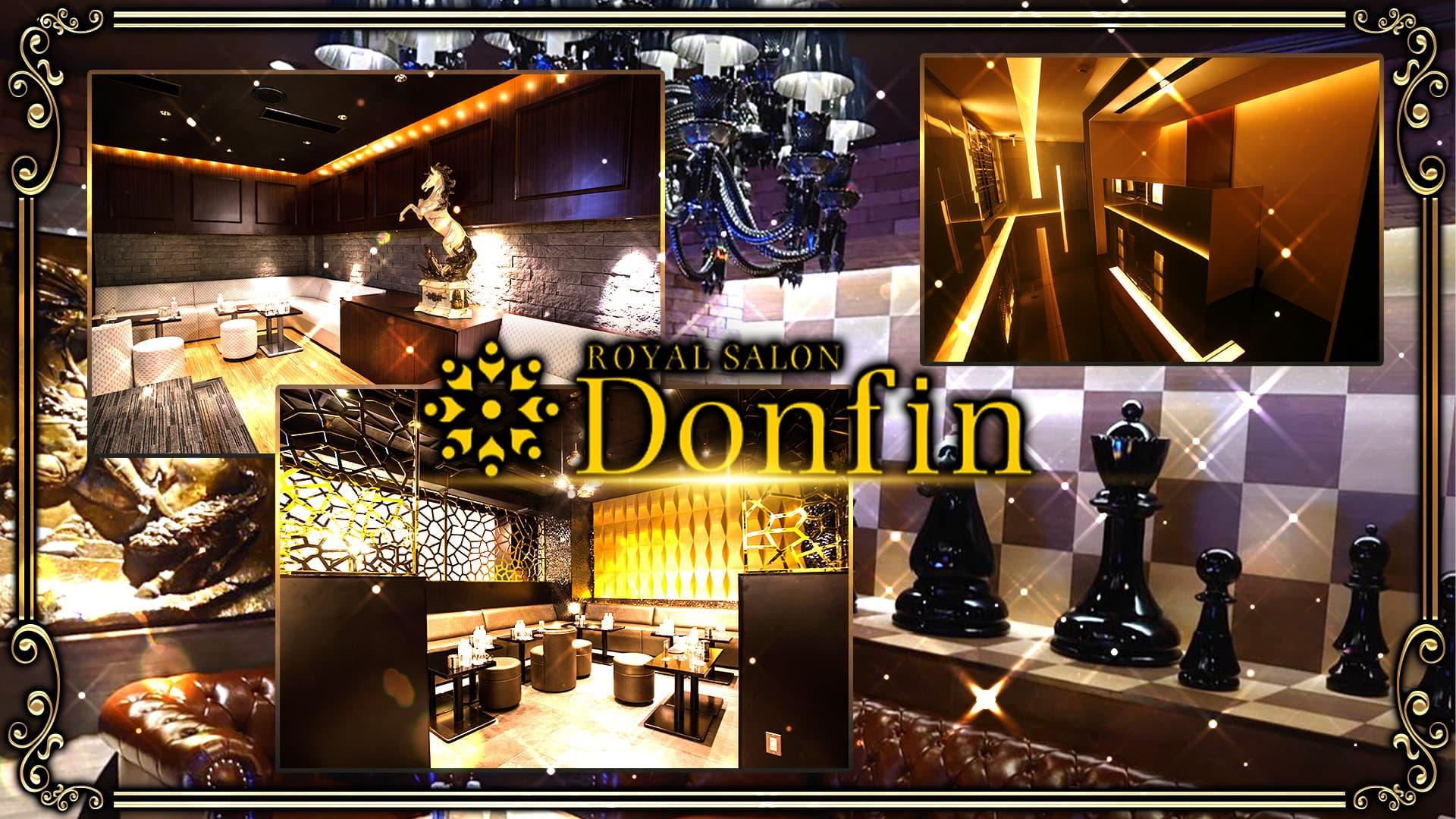D Lounge by Donfin(ドンフィン)【公式求人・体入情報】 歌舞伎町キャバクラ TOP画像