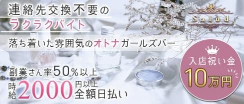Girl's Bar Salud(サルー)【公式求人・体入情報】(流川ガールズバー)の求人・体験入店情報