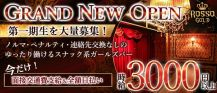 Girls Bar ROSSO GOLD(ロッソゴールド)【公式求人・体入情報】 バナー