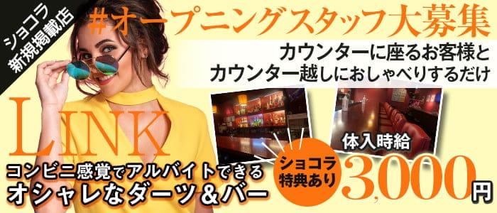 カウンターダーツバー LINK(リンク)【公式求人・体入情報】 バナー