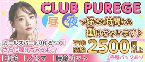 【昼・夜】club purege(ピアジュ)【公式求人・体入情報】(新潟昼キャバ・朝キャバ)の求人・体験入店情報