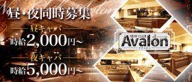 club Avalon(アヴァロン)【公式求人・体入情報】 錦キャバクラ 即日体入募集バナー