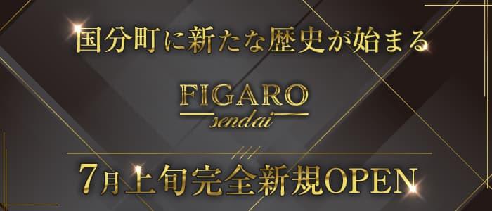 FIGARO(フィガロ)【公式求人・体入情報】 国分町キャバクラ バナー