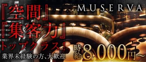 MUSERVA-ミュゼルヴァ-【公式】(北新地ニュークラブ)の求人・バイト・体験入店情報