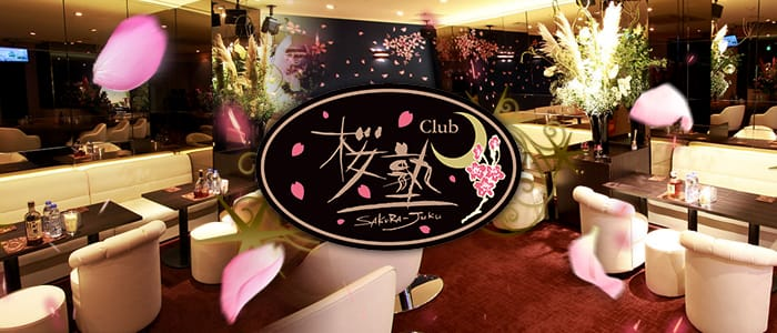 CLUB桜塾 国分町ニュークラブ バナー