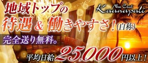 club Kaanapali(カアナパリ)【公式求人情報】(吉祥寺キャバクラ)の求人・バイト・体験入店情報