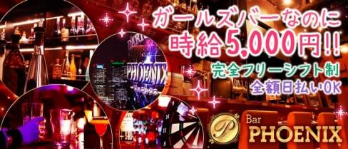 PHOENIX(フェニックス)【公式求人情報】(八王子ガールズバー)の求人・バイト・体験入店情報