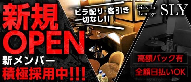 Girls bar Lounge SLY(スライ)【公式求人情報】