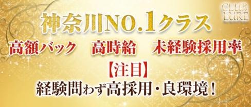 CLUB LURE(ルアー)【公式求人情報】(武蔵小杉キャバクラ)の求人・バイト・体験入店情報