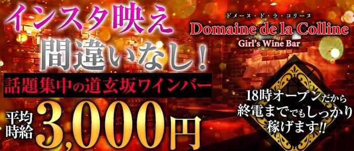 Domaine de la Colline(ドメーヌ・ド・ラ・コリーヌ) 渋谷ガールズバー バナー