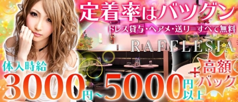 RAFFLESIA~ラフレシア~【公式求人情報】