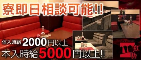 紅駒(ベニコマ)【公式求人情報】(三宮ラウンジ)の求人・バイト・体験入店情報