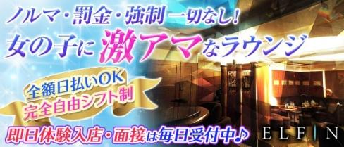 CLUB ELFIN(エルフィン)【公式求人情報】(新宿スナック)の求人・バイト・体験入店情報