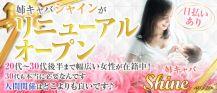 姉キャバ Shine(シャイン)【公式求人情報】 バナー