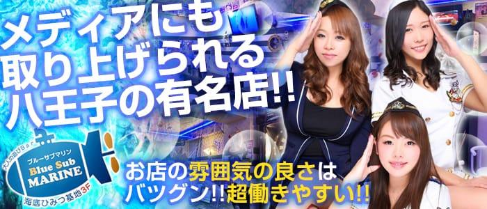 Blue Sub MARINE 本部(ブルーサブマリン)  バナー
