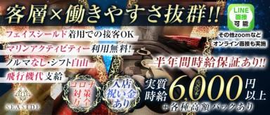 沖縄SEASIDE(シーサイド)【公式求人・体入情報】(松山(沖縄)キャバクラ)の求人・バイト・体験入店情報