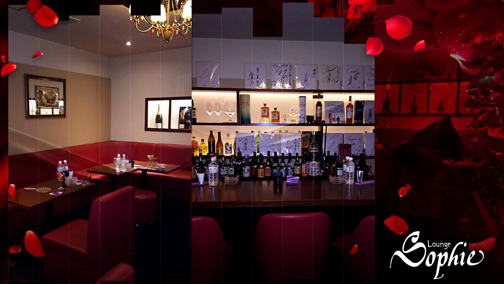 Lounge Sophie【ソフィー】 TOP画像