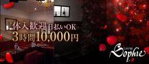 Lounge Sophie【ラウンジソフィー】【公式求人情報】 バナー