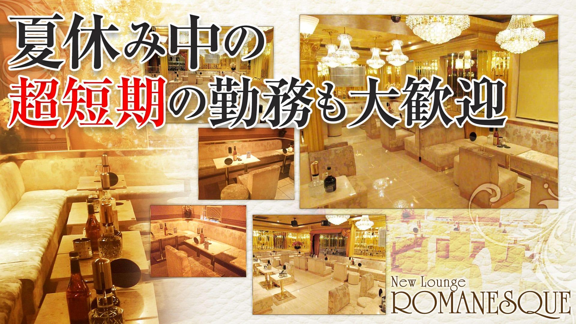 New Lounge ROMANESQUE(ロマネスク)  西船橋キャバクラ TOP画像