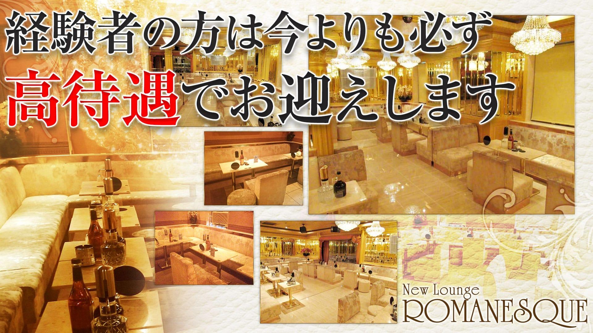 New Lounge ROMANESQUE(ロマネスク)  船橋キャバクラ TOP画像
