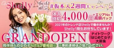 Club Shelly(シェリー)【公式求人・体入情報】(五反田キャバクラ)の求人・バイト・体験入店情報