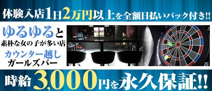【川崎駅】Girl's Bar luminus(ルミナス) 溝の口ガールズバー バナー