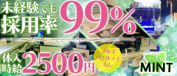 ミント 横須賀クラブ バナー