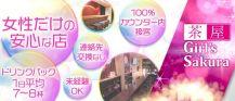 【桜木町・野毛】Girl's茶屋Sakura(サクラ)【公式求人情報】 バナー