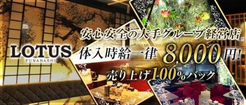 Lotus(ロータス)【公式求人情報】(船橋キャバクラ)の求人・体験入店情報