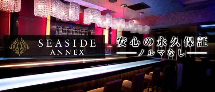 恵比寿SEASIDE ANNEX(エビスシーサイドアネックス) 恵比寿ラウンジ バナー