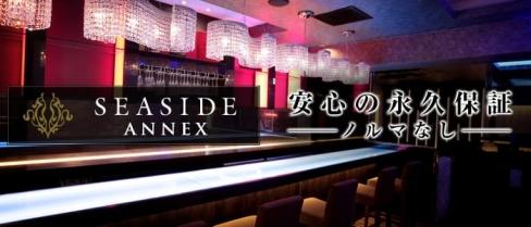 恵比寿SEASIDE ANNEX(エビスシーサイドアネックス)【公式求人情報】(恵比寿ラウンジ)の求人・バイト・体験入店情報