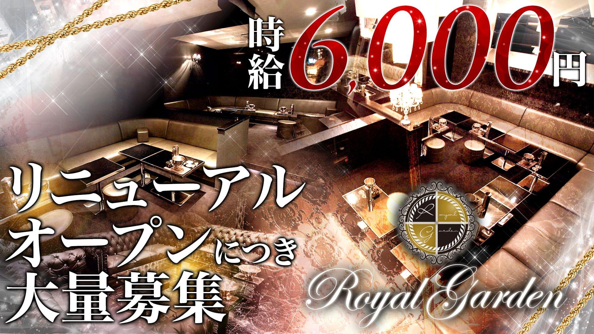 ROYAL GARDEN~ロイヤルガーデン~ 関内キャバクラ TOP画像