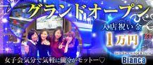 Girls Bar Lounge & Darts -Bianca-(ビアンカ)【公式求人情報】 バナー