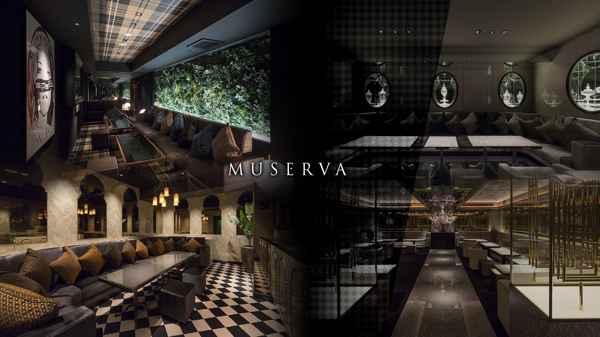 MUSERVA-ミュゼルヴァ神戸- 三宮キャバクラ TOP画像