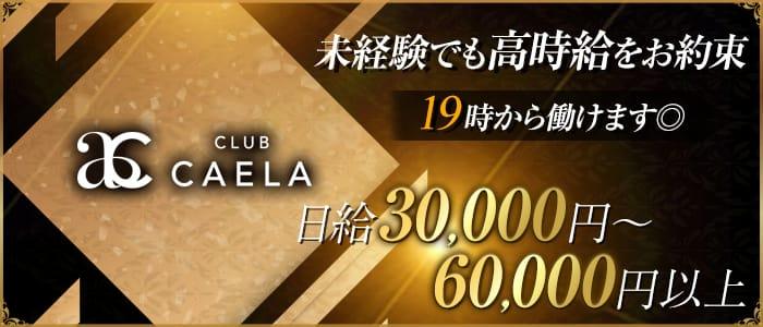 CAELA-カエラ金沢-【公式】 片町キャバクラ バナー