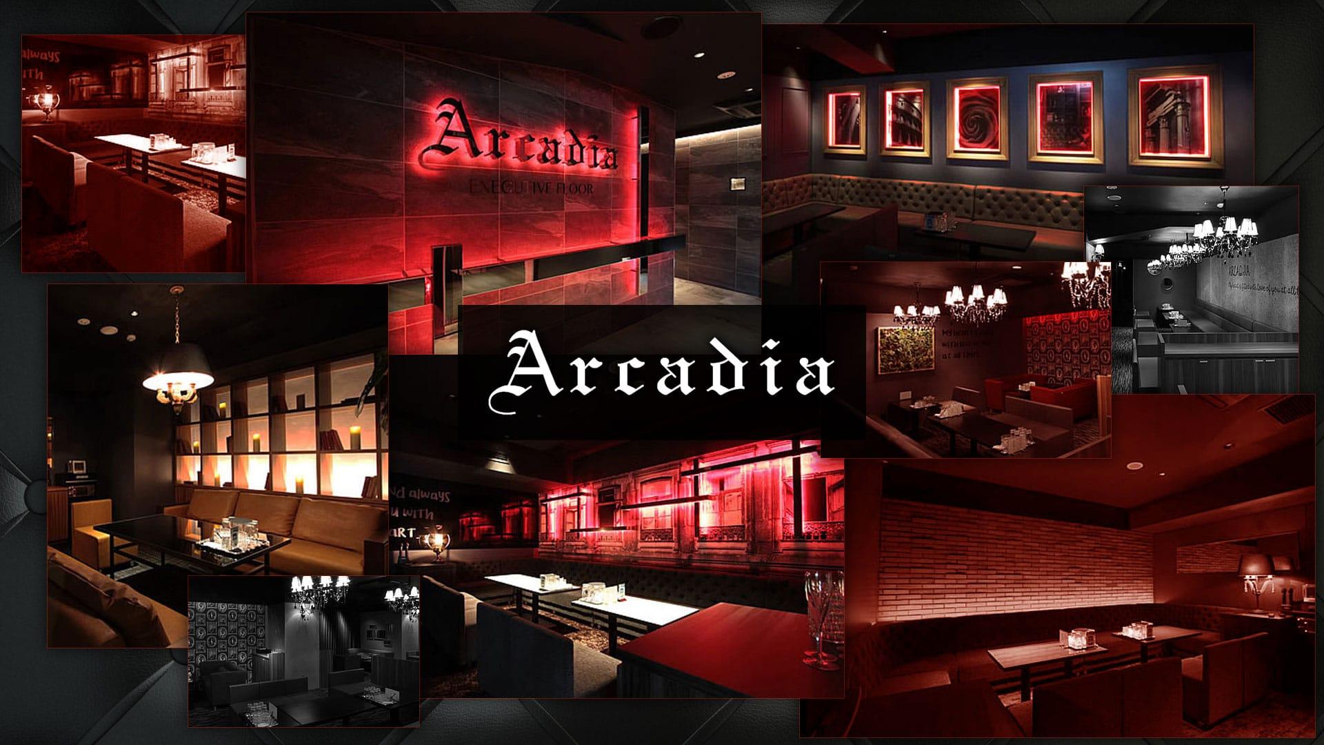 Club Arcadia-アルカディア梅田- 梅田ニュークラブ TOP画像