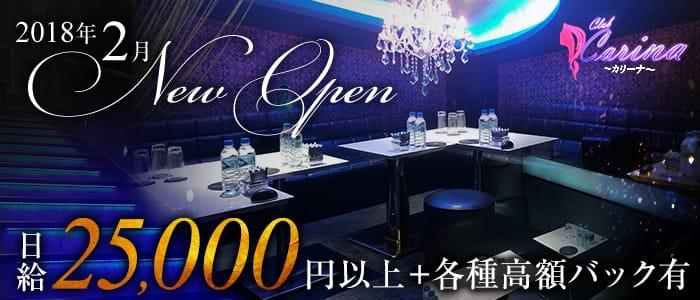 Club Carina(カリーナ) 津田沼キャバクラ バナー
