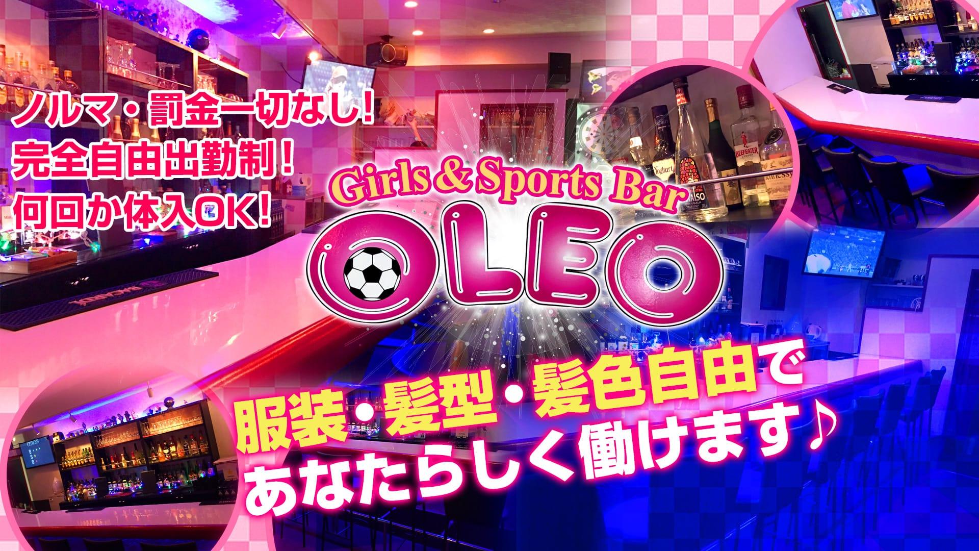 Girl's Bar OLEO(オレオ) 新橋ガールズバー TOP画像