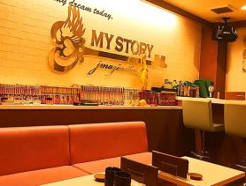 Girl's Bar MY STORY(マイストーリー) 倉敷ガールズバー SHOP GALLERY 3
