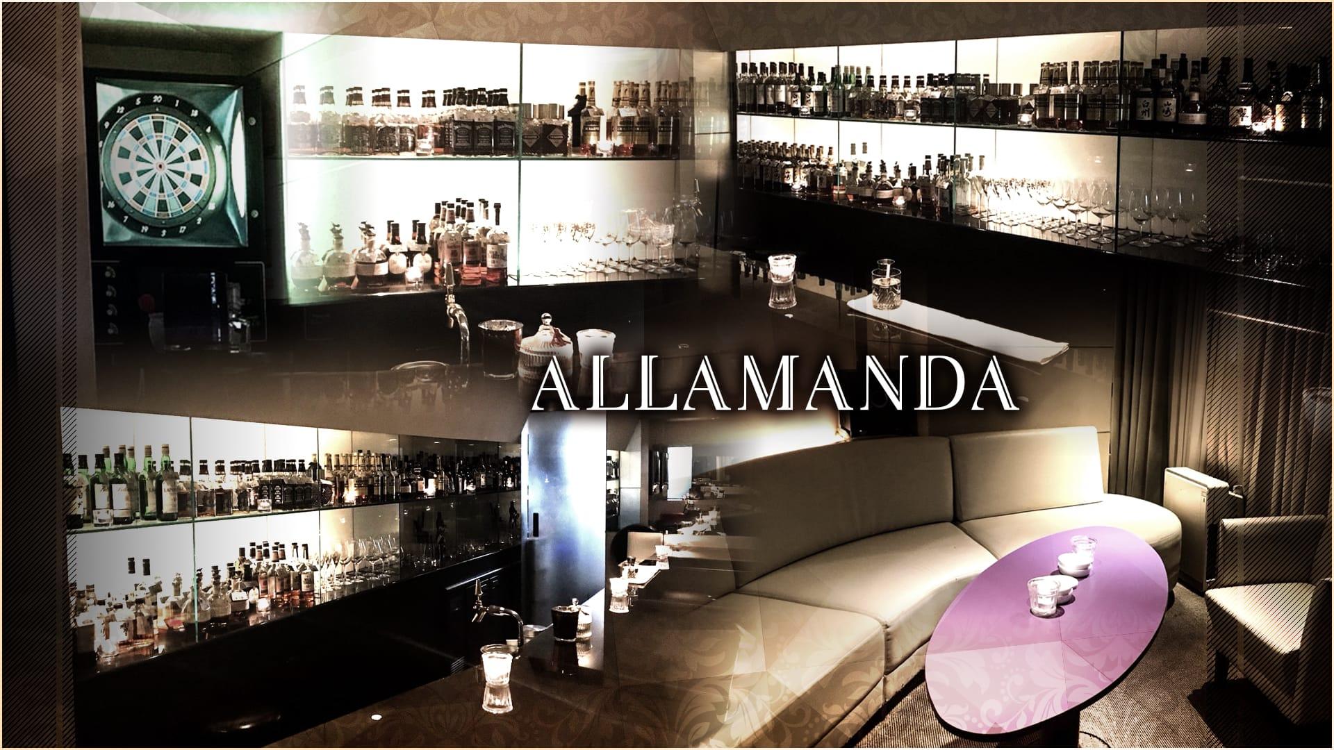 ALLAMANDA (アラマンダ) TOP画像