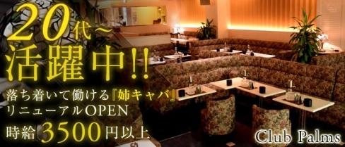 Club Palms(パームス)【公式求人情報】(平塚キャバクラ)の求人・バイト・体験入店情報