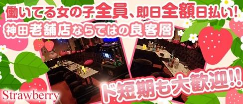 PUB CLUB Strawberry(パブクラブ ストロベリー)【公式求人情報】(神田パブクラブ)の求人・バイト・体験入店情報