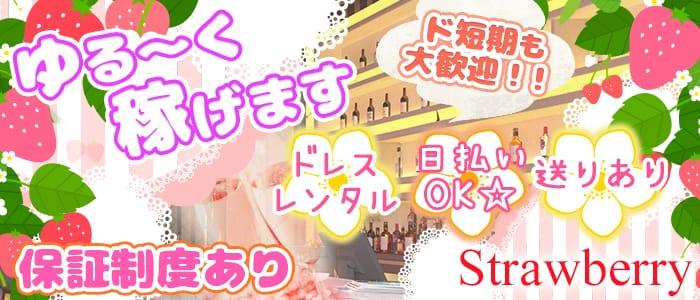 PUB CLUB Strawberry(パブクラブストロベリー) 神田ラウンジ バナー
