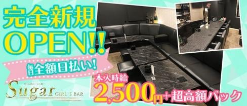 Girl's Bar Sugar(ガールズバーシュガー)【公式求人情報】(片町ガールズバー)の求人・バイト・体験入店情報